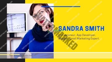 Sandra Learn Connect Create Team